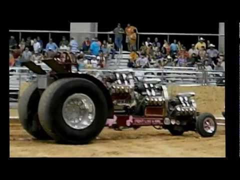 Outlaw Truck And Tractor Pulling Association Taylor Rodeo