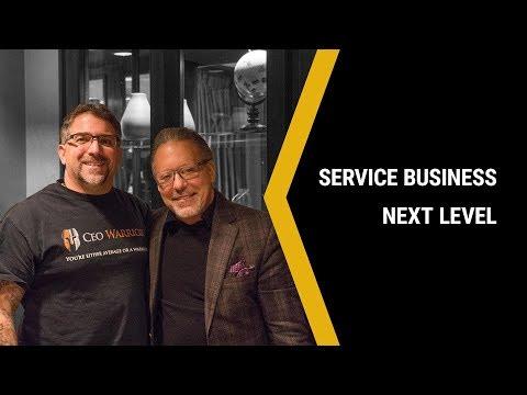 Jay Abraham to Speak at CEO Warrior's 'Service Business Edge'