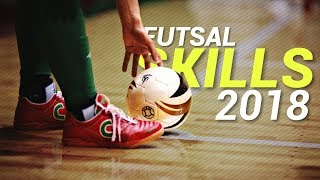 Most Humiliating Skills & Goals 2018 ● Futsal #4