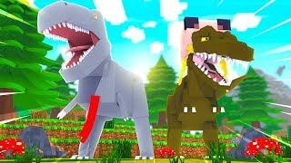 1 TAG LANG ALS BABY DINOSAURIER?! - Minecraft [Deutsch/HD]