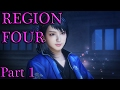 Nioh Playthrough | REGION FOUR - Part 1 (Boss timestamps in description)