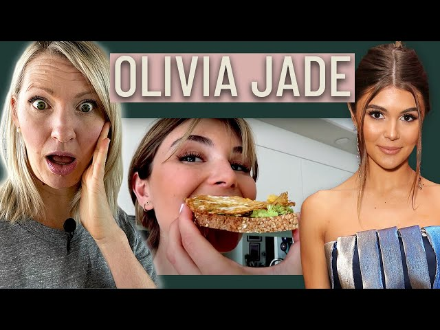 Dietitian Reviews Olivia Jade Giannulli's Diet (Oh.. Her College Admission Isn't the Only Scandal)