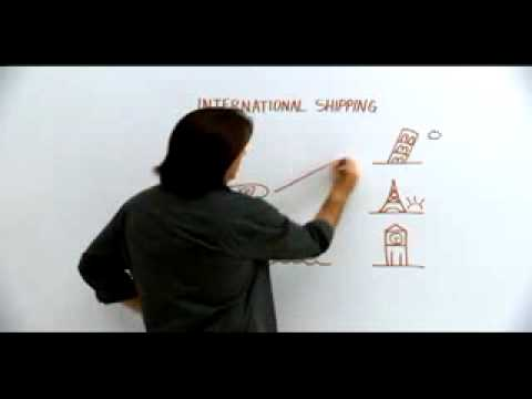 UPS Whiteboard - International Shipping