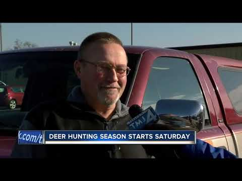 Wisconsin DNR Expects Good Gun Deer Season For Hunters