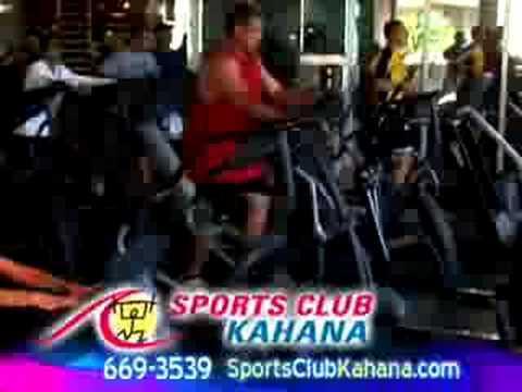 Sports Club Kahana, Maui