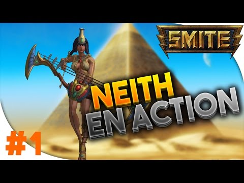 SMITE | Neith en Action #1
