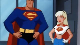 Superman & Supergirl vs Furies