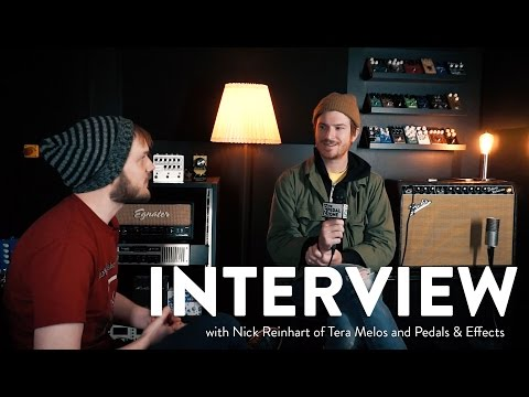 Interview with Nick Reinhart of Tera Melos and Pedals & Effects