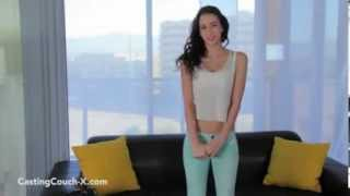 Pornstar Belle Knox's first ever adult film and interview