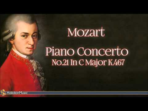 Mozart: Piano Concerto No. 21 in C Major, K. 467 | Classical Music