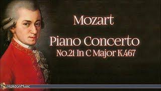 mozart piano concerto no 21 in c major k 467   classical music