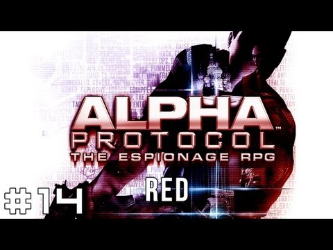 Alpha Protocol RED #14 - Cleaning Up Taipei