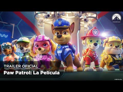 PAW Patrol: La Película Trailer Oficial