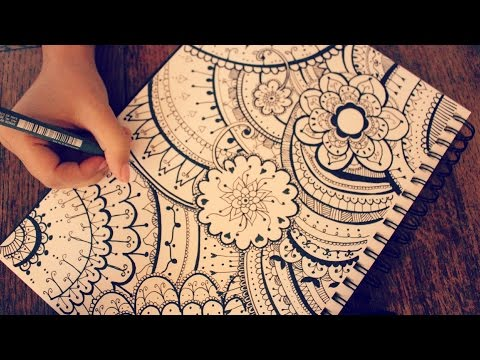✿-be-creative---speed-drawing-✿