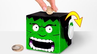 Trust This Funny Money Box, No Coins Will Be Lost!