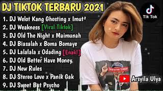 Dj Tiktok Terbaru 2021 Dj Welot Kang Ghosting X Imut Full Bass Tik Tok Viral Remix Terbaru 2021