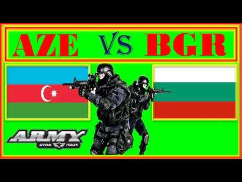 Азербайджан VS Болгария Сравнение Армии и Военной мощи