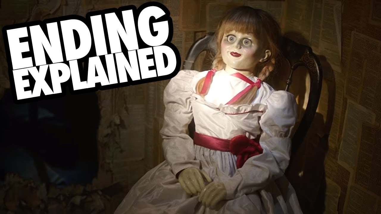 Annabelle Creation 2017 Ending Explained Conjuring Series Connections Foundflix Youtube Video No Ads Download
