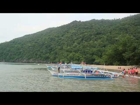 Beautiful Palawan Protected Areas