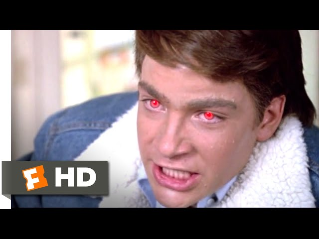 Teen Wolf Too (1987) - I'd Like to Change Classes Scene (2/12)   Movieclips