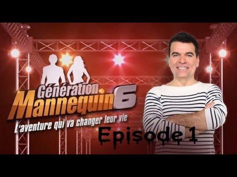 Génération Mannequin 6 - Episode 1 du 25/01/2014