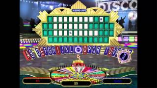 Wheel of Fortune (2003) Windows PC Gameplay