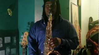 Daley Ft. Marsha Ambrosius (Alone Together)- Saxophone Cover