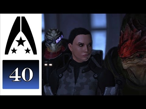 Let's Play Mass Effect (Blind) - 40 - A Collector's Guide to the Galaxy