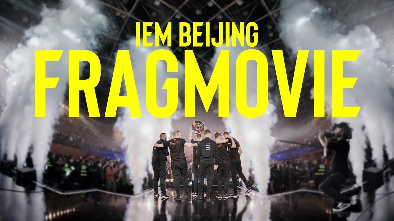 IEM Beijing 2019 Official Frag Movie