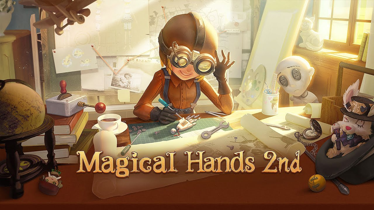 Magic Hands 2nd Event / Identity V
