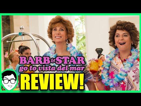 Barb and Star Go To Vista Del Mar REVIEW | Kristen Wiig, Annie Mumolo