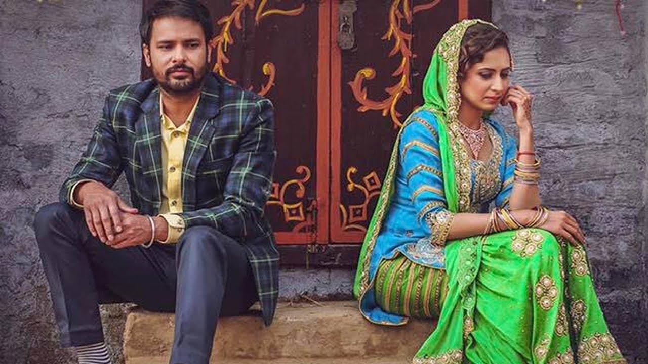 Lahoriye Full Movie Hd  Amrinder Gill  Sargun Mehta -9110
