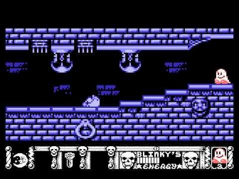 Blinky's Scary School - Atari XL/XE - Longplay