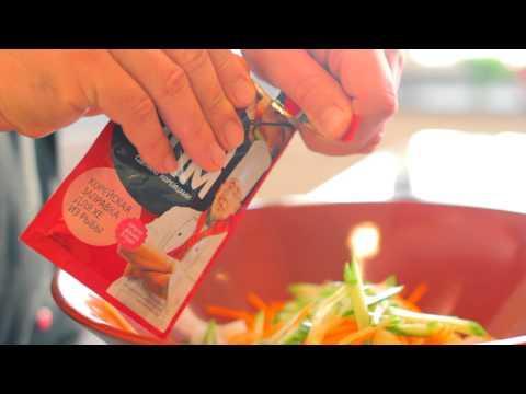 Как приговить рыбу хе из сазана или толстолобика в
