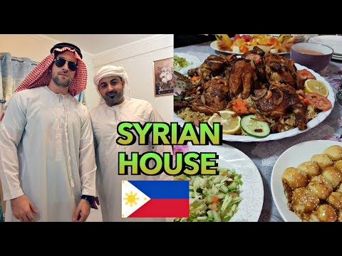 Invading My SYRIAN Friend's HOUSE in the PHILIPPINES! OMG 😲