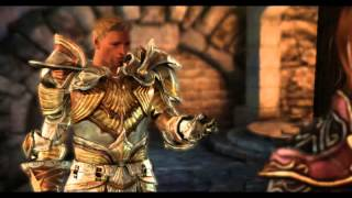 Dragon Age Origins Warden choosing King and proposal