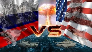 Russia VS USA ⚔️ Military Power Comparison