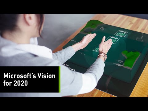 Microsoft's Vision For The World Of Technology In 2020
