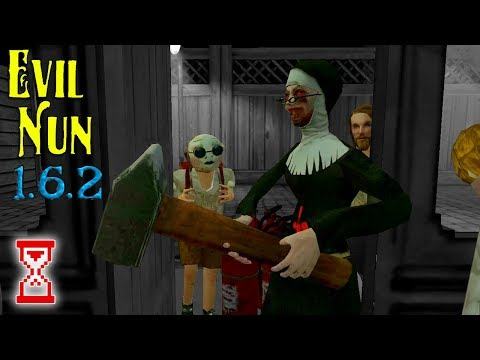 Нападение Монахини на воздушный шар | Evil Nun 1.6.2