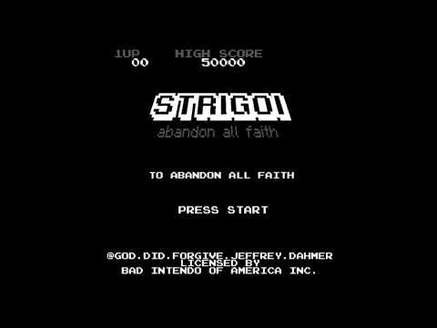 STRIGOI - Carved Into The Skin 8-Bit (FAN MADE VIDEO)