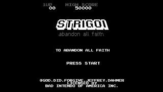 STRIGOI – Carved Into The Skin 8-Bit (FAN MADE VIDEO)