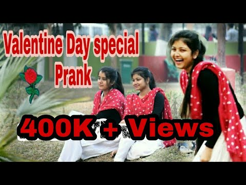 Valentine Day Special Funny Video || Guwahati Prank Star || Assam