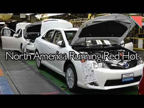 North America Production Up, U.S. Plans More Charging Stations - Autoline Daily 1907