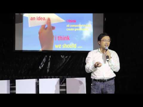 Radical Openness, Innovation and Singapore: Dave Lim at TEDxSingapore City 2.0