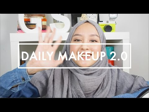 How I Do My Daily Makeup (updated version)