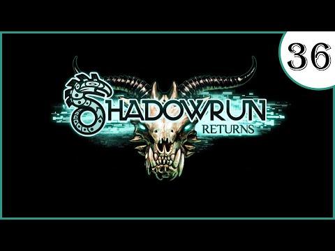 Shadowrun Returns (v1.2.6) Part 36 [1080p] |