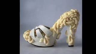 Самые необычные туфли в мире / интересно, с чем их носят