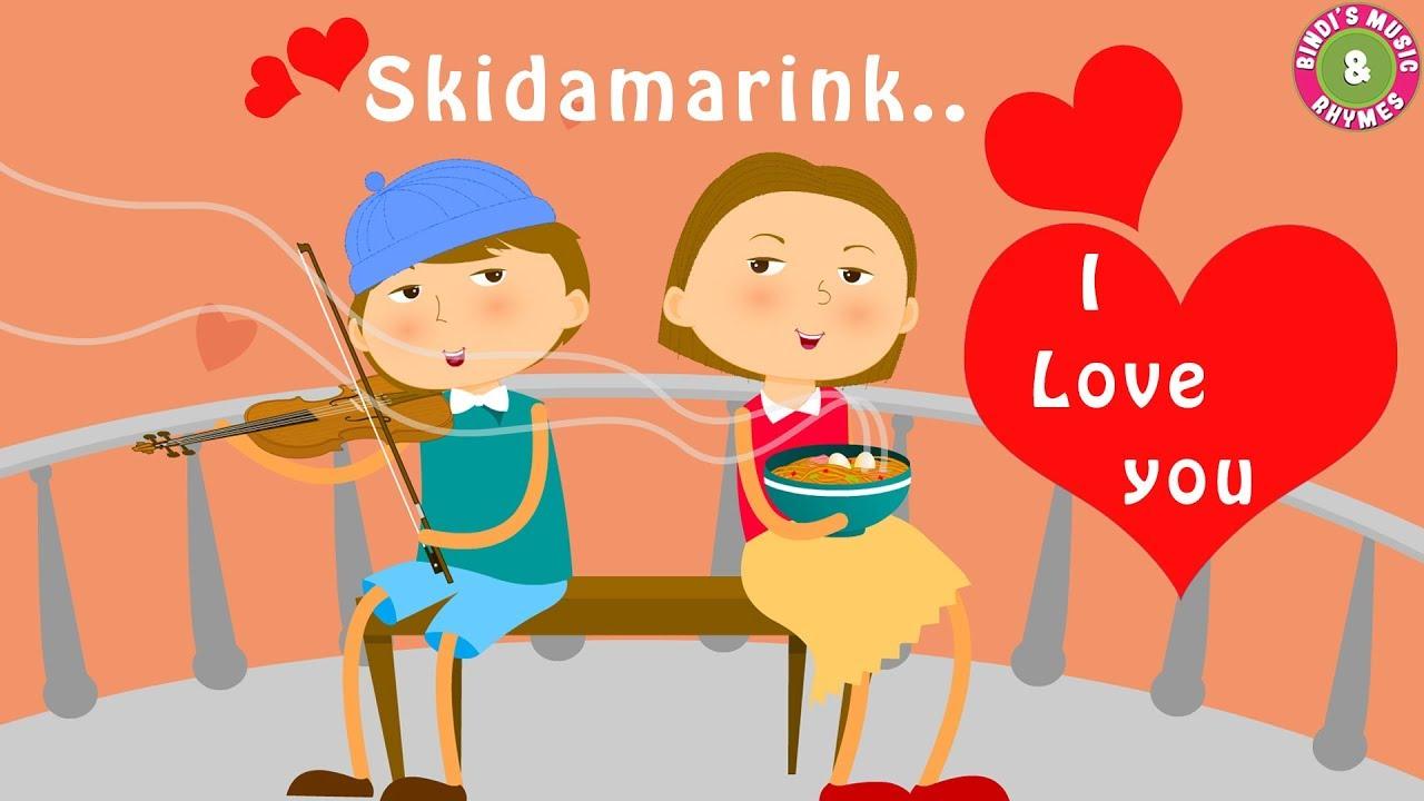 Song Skidamarink A Rhyme