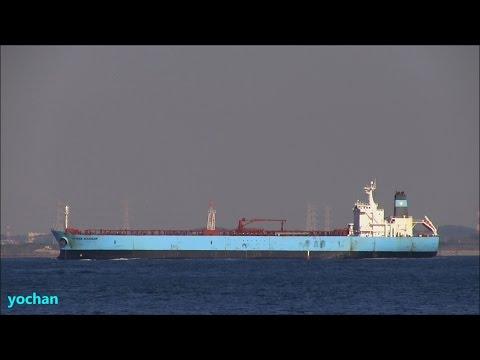 Tanker: MAERSK MICHIGAN (Owner: Maersk Line, Chartering: U.S. Navy, IMO: 9255244)