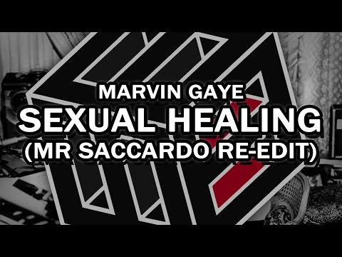 Marvin Gaye - Sexual Healing (Mr Saccardo Re - Edit) [Free Download]